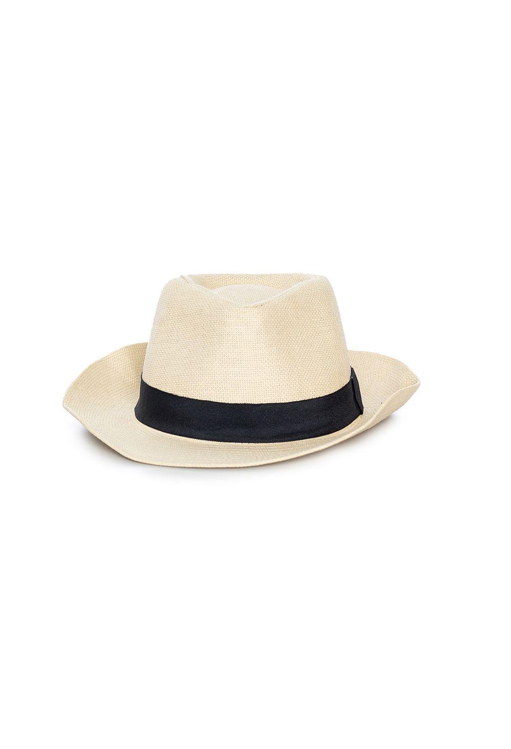 Sombrero Panamá Natural E217523 - ELA a6211d492e6