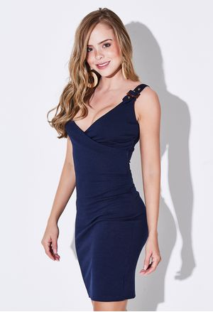 Complementos para vestido negro liso