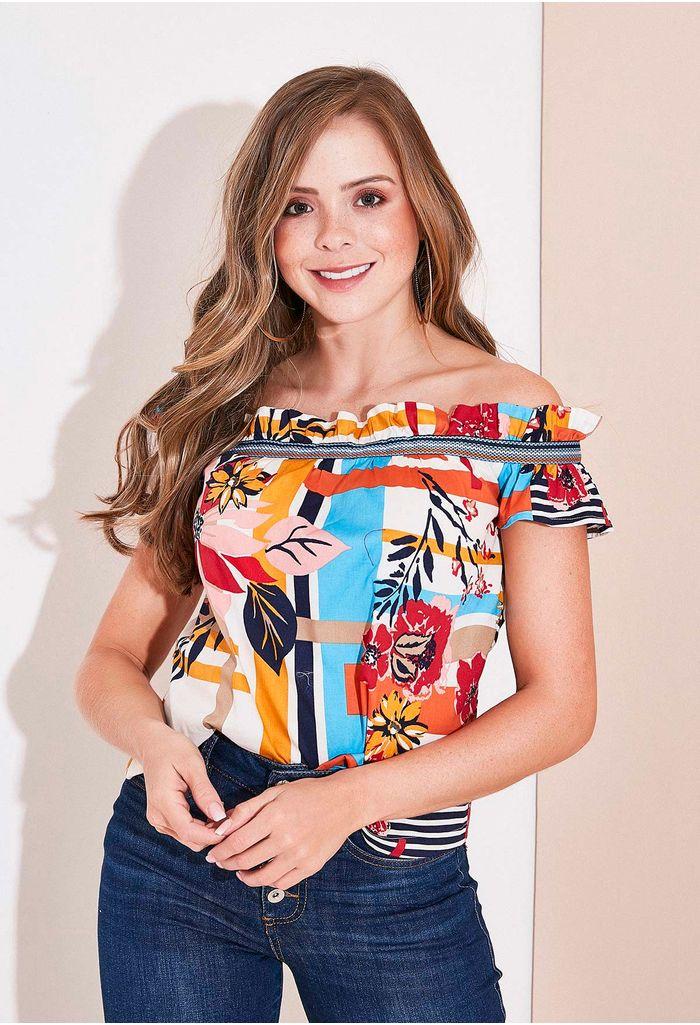e2ab830bb Camisas y Blusas de Moda para Mujer