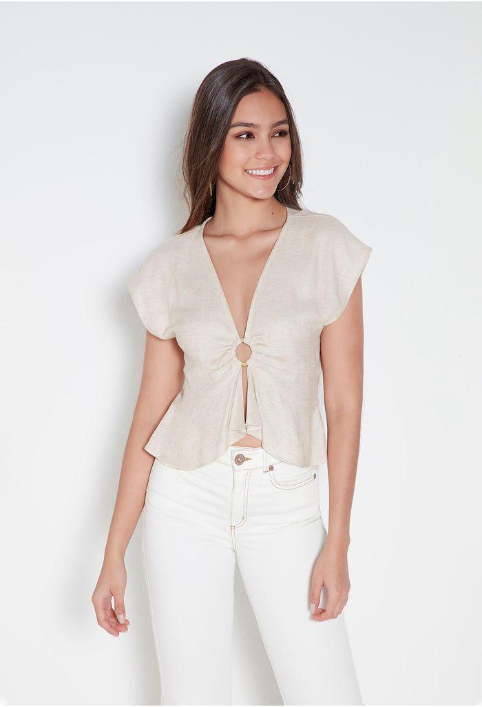 camisasyblusas-beige-e170165-1