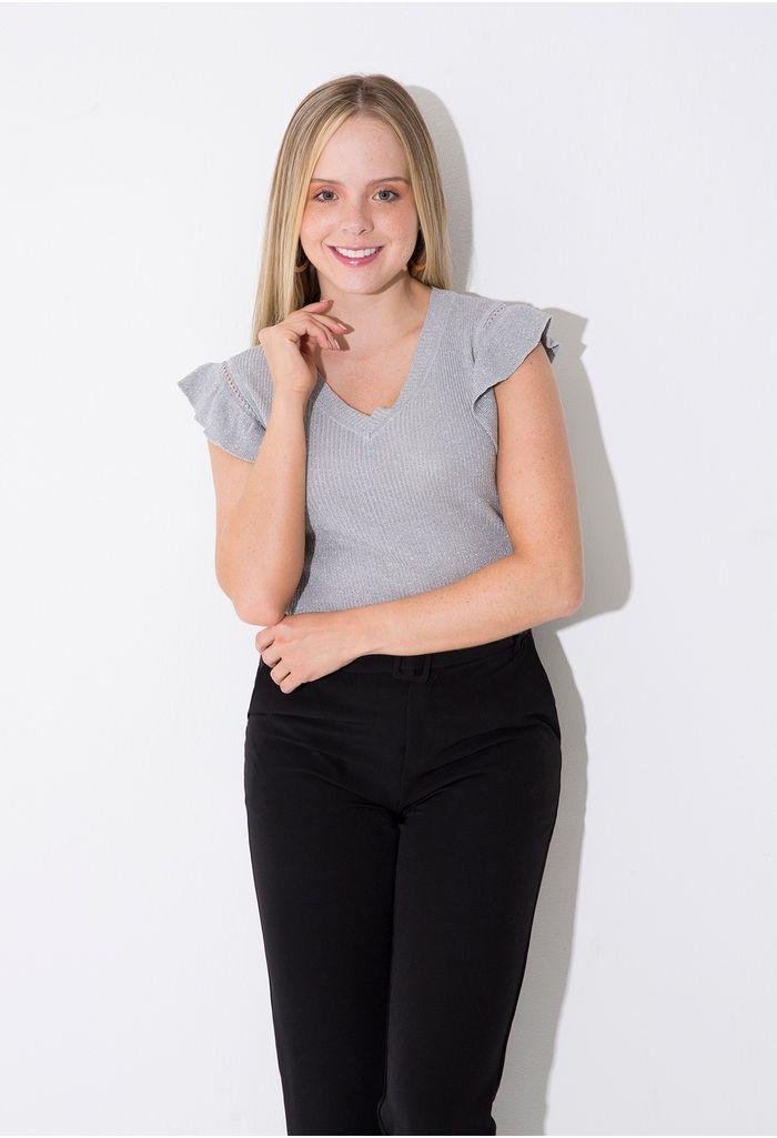 camisasyblusas-gris-e170268-1