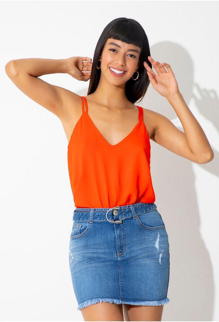 camisasyblusas-naranja-e156589j-1