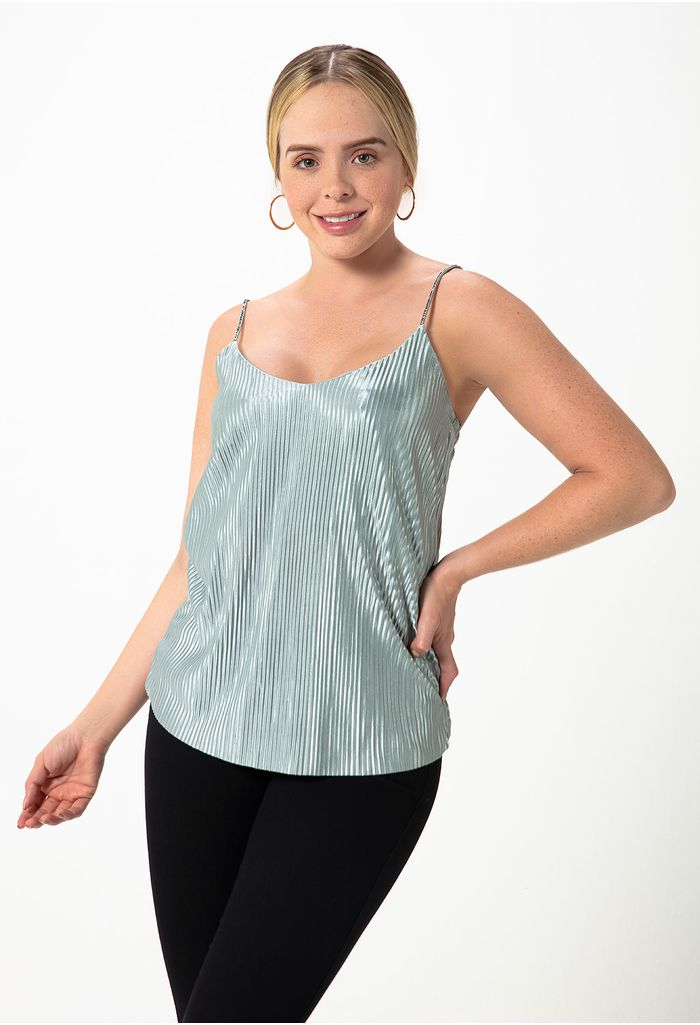 Camisasyblusas-verde-E171051-01