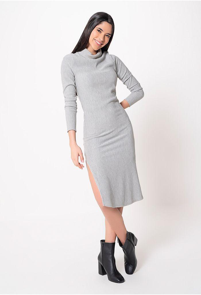 -elaco-producto-Vestidos-grisjaspeado-e140808-1