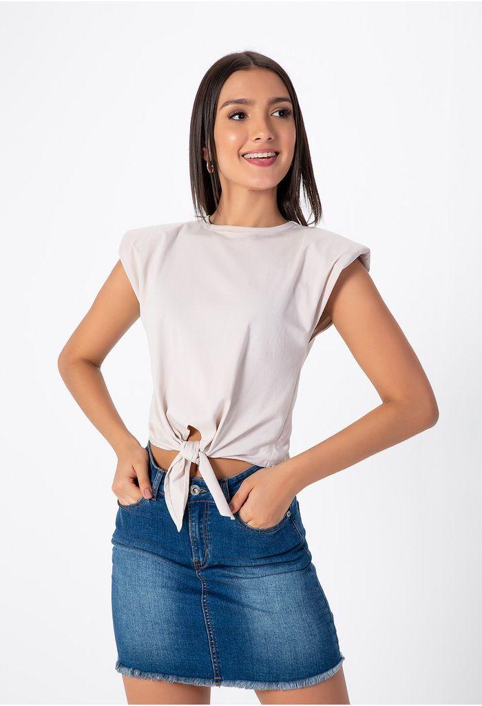 -elaco-producto-Camisetas-BEIGE-e171587-1