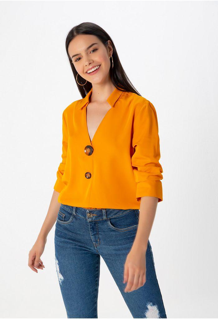 -elaco-producto-Camisas-blusas-MOSTAZA-E171145-1