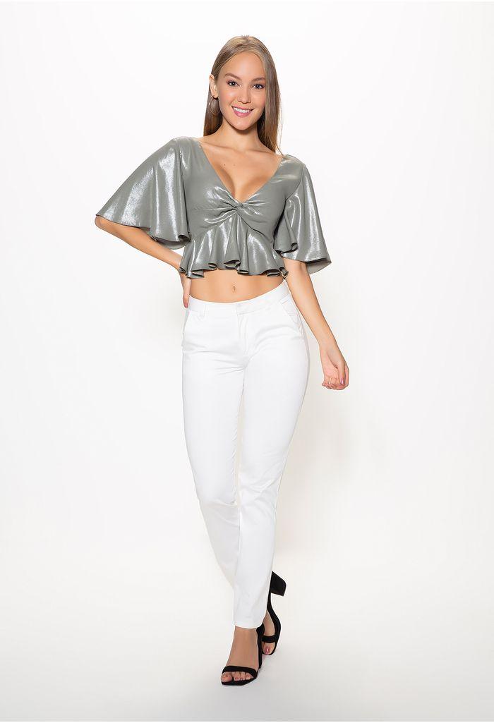 -elaco-producto-Camisas-blusas-VERDEMILITAR-E156884D-1