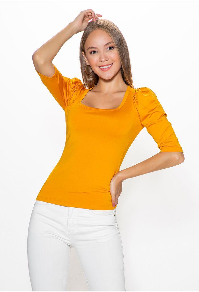 -elaco-producto-Camisas-blusas-MOSTAZA-E170237E-1