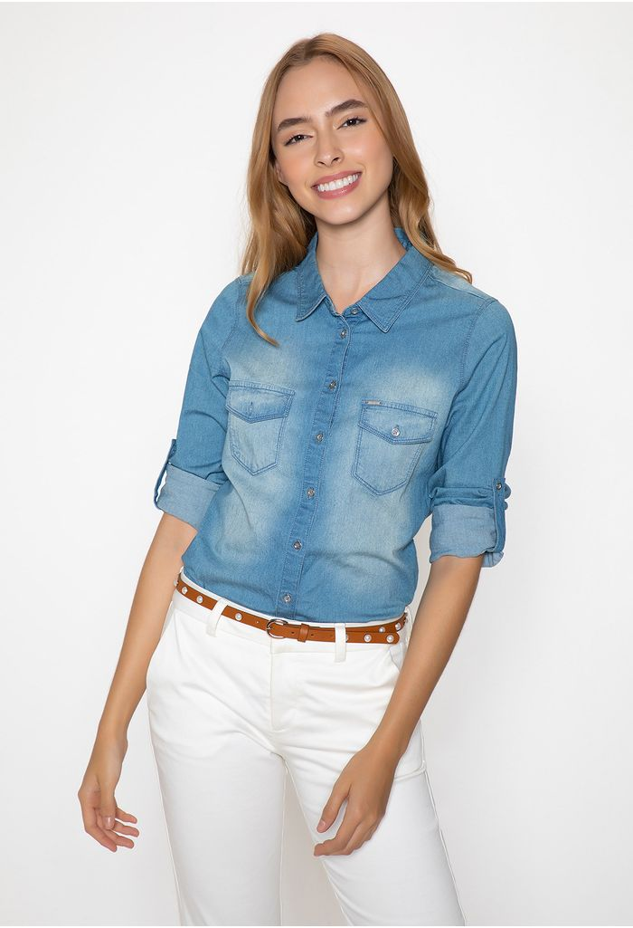 -elaco-producto-Camisas-blusas-AZULINDIGOMEDIO-E158006E-1