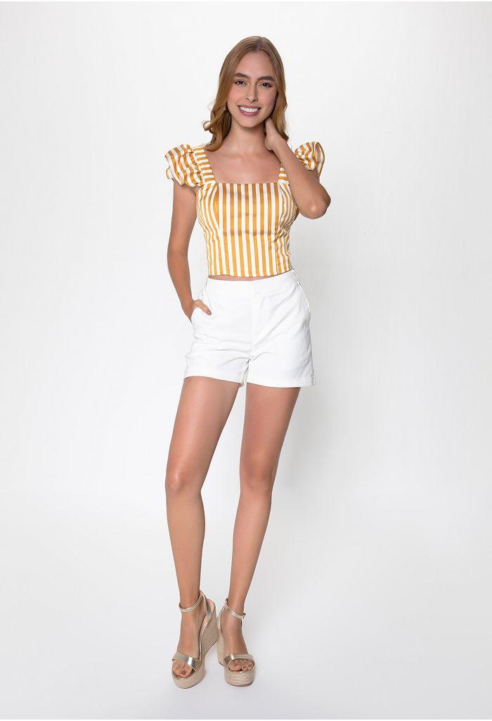 -elaco-producto-Camisas-blusas-MOSTAZA-E171798-1